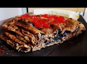 pancakes mirtilli 006