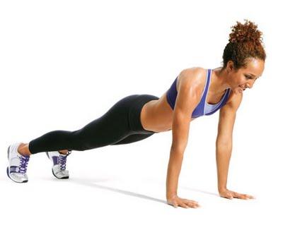 cardio-plank