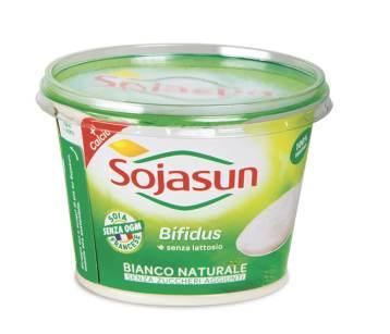 Bifidus Yogurt Bianco Naturale SOJASUN