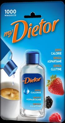 Dolcificante liquido DIETOR