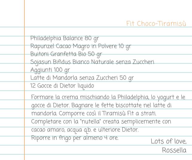 Fit Choco-Tiramisù