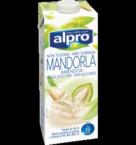 Latte di mandorla senza zuccheri ALPRO